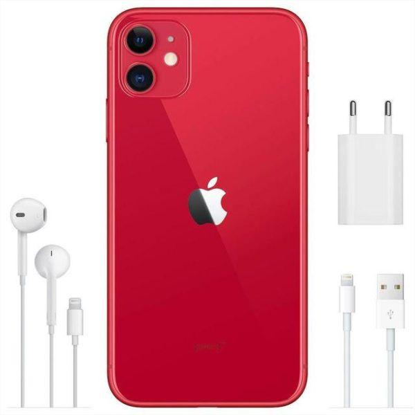iPhone 11 Rouge Cote d'Ivoire, Abidjan
