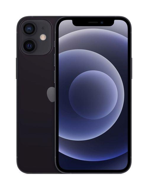 iPhone 12 couleur noire (64 Go) pas chère Abidjan Cote d'ivoire
